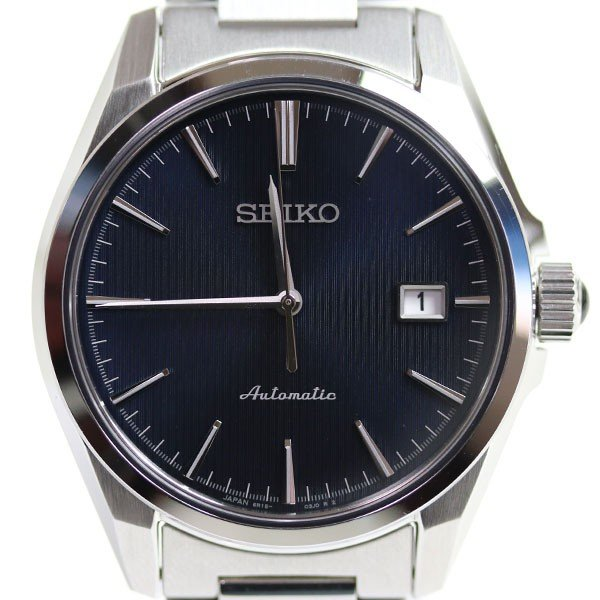 SEIKO セイコー Presage プレサージュメカニカル SARX045 6R15-03S0 メンズ 自動巻き 腕時計/中古/美品/質屋出店/MT2529