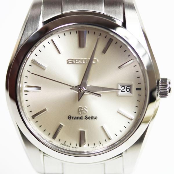 セイコー SEIKO グランドセイコー GRAND SEIKO クオーツ SBGX063/9F62-0AB0 クオーツ メンズ腕時計 シルバー文字盤 中古 美品 質屋出店 あすつく MT2271