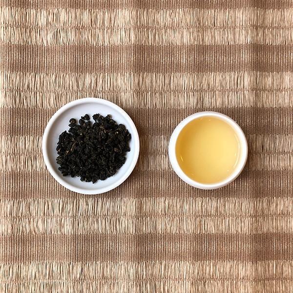 【NHKで放送されました】凍頂烏龍茶/茶葉 200g|kogetsuan|03