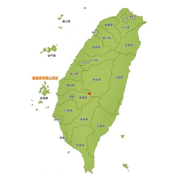【NHKで放送されました】阿里山烏龍茶/茶缶 20g kogetsuan 03