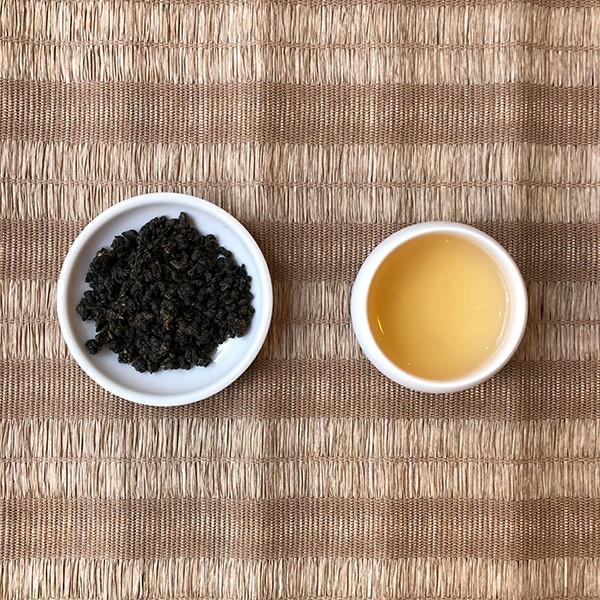 【NHKで放送されました】《台湾の烏龍茶コンテスト受賞》鹿谷郷凍頂烏龍茶/茶缶 20g|kogetsuan|02