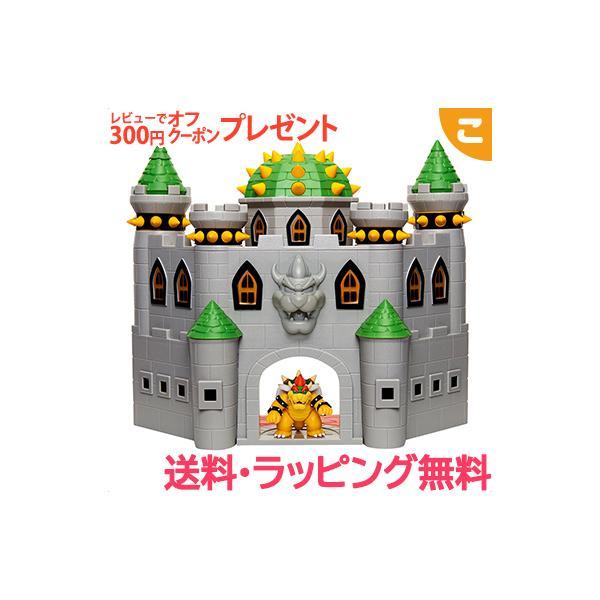 スーパーマリオ フィギュアコレクション DXプレイセット クッパ城 FPS-002 三英貿易 おもちゃ こども 子供 フィギュア コレクション ギフト プレゼント