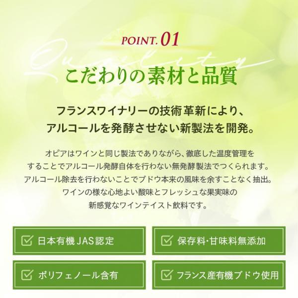OPIA オピア・シャルドネ スパークリング ノンアルコールワイン 750ml|kohabaru|06
