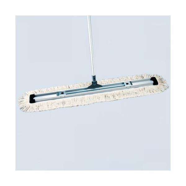 エバニュー EVERNEW 学校器具 掃除用品 アルミモップ 100 送料無料 EKK031