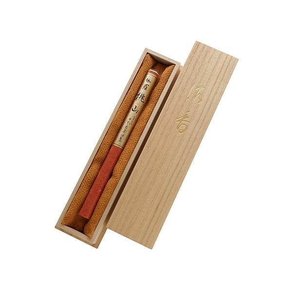 お線香 お香 伽羅の香り 伽羅桃山 長寸1把入|kohgallery