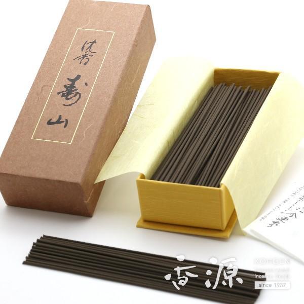 線香 お香 日本製 日本香堂 沈香 寿山 バラ詰 人気 おすすめ スティック 香り