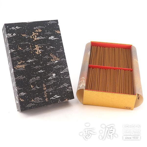 線香 天年堂 日本製 お線香 空海 おすすめ 人気 ミニ寸 短いサイズ お徳用 バラ詰 お香