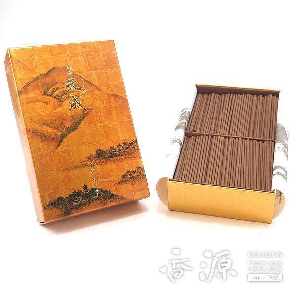 線香 天年堂 日本製 お線香 天成 おすすめ 人気 ミニ寸 短いサイズ お徳用 バラ詰 お香