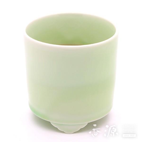 インテリア香炉 香源オリジナル聞香炉 ヒワ