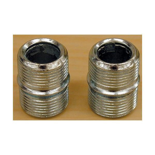 ◆ドウシシャ  ジョイント2個セット 19mm用 LL19−J