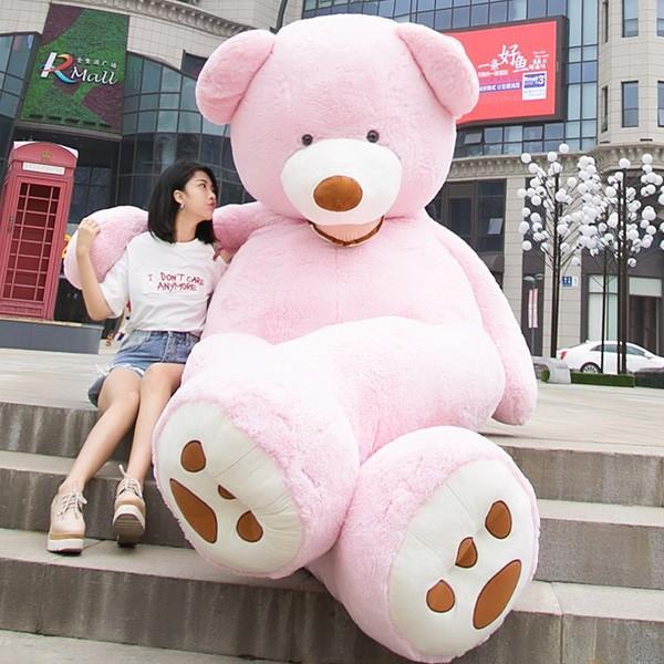 新作 ぬいぐるみ クマ 特大 くま テディベア アメリカCostCo 巨大 くま ぬいぐるみ 熊 縫い包み 結婚お祝い プレゼント250cm|koho|05