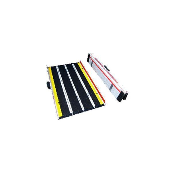 車椅子用段差解消スロープ デクパック EBL135 DECPAC 81cm×135cm