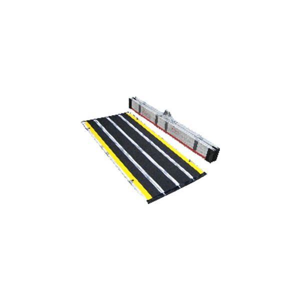 車椅子用段差解消スロープ デクパック シニア135 DECPAC 74cm×135cm