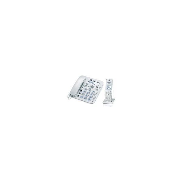 VE-GD37DL-S(シルバー)パナソニックコードレス電話機(子機1台付き)