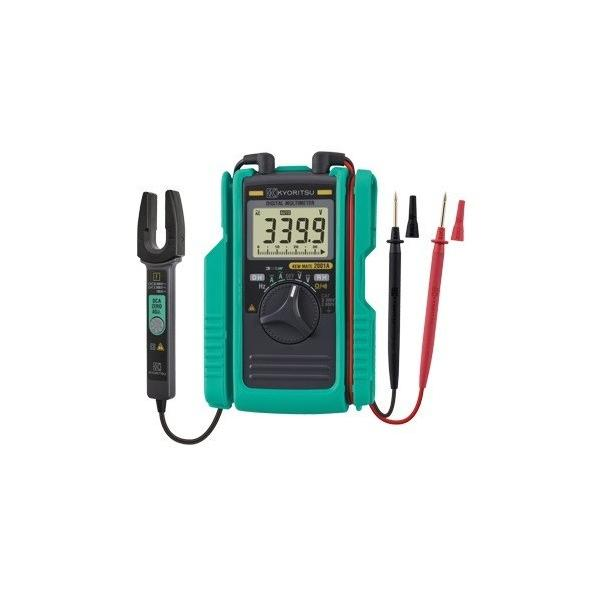 共立電気計器 2001A AC/DCクランプ付デジタルマルチメータ