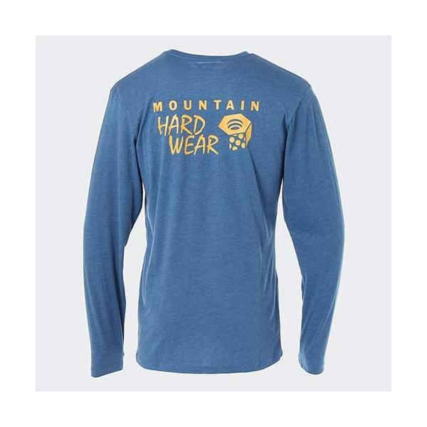 Mountain Hardwear(マウンテンハードウェア) / MHWロゴグラフィックロングスリーブT