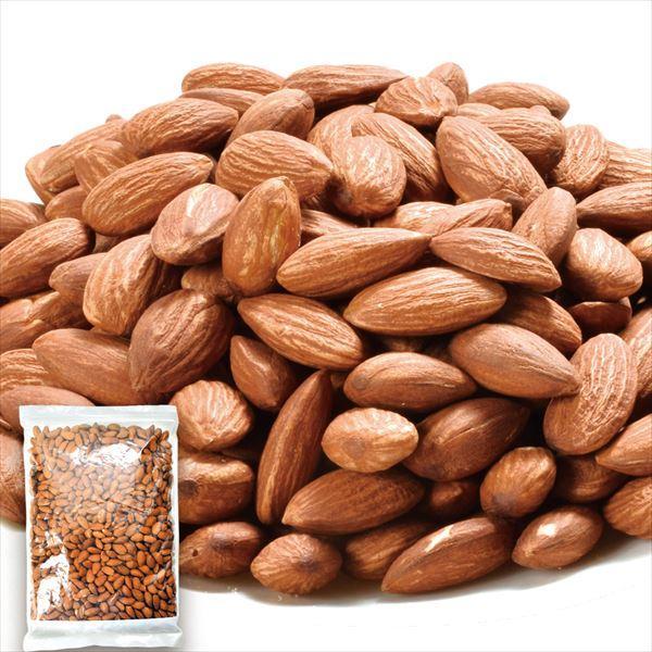 食品 お徳用 素焼きアーモンド 2kg ナッツ 食塩・油不使用 おつまみ 製菓材料 アメリカ産