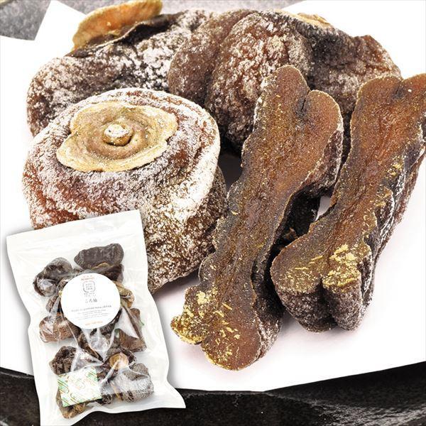 お菓子 奈良産 ころ柿 2袋 送料無料 ポスト投函 食品