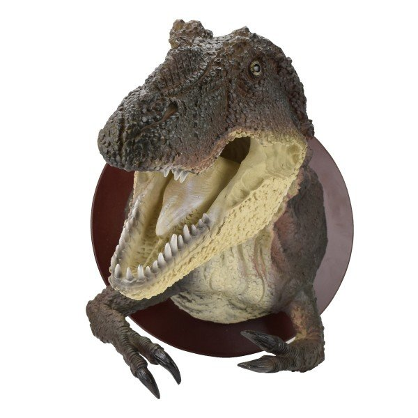 壁掛け ティラノサウルス・大 1個 恐竜 インテリア 飾り 家具 オーナメント 国華園|kokkaen|02