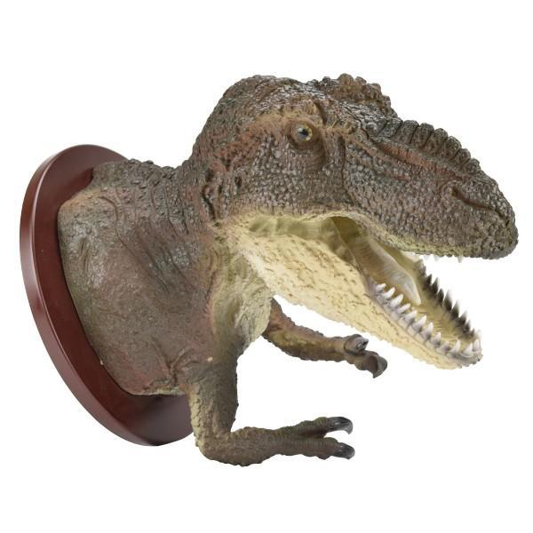 壁掛け ティラノサウルス・大 1個 恐竜 インテリア 飾り 家具 オーナメント 国華園|kokkaen|03