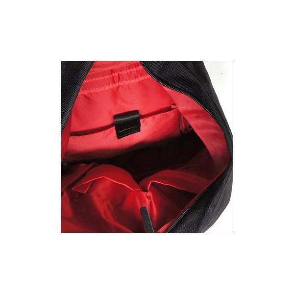 三角リュック コーデュラナイロン ブラック  heart made factory ハーベスト H.M.F FY-0935|kokochi|02