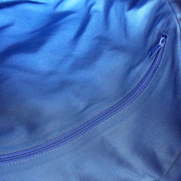 VIA DOAN ヴィアドアン Country 丸型レザートートバッグ 1704  アルミ貼り 黒 日本製 kokochi 08