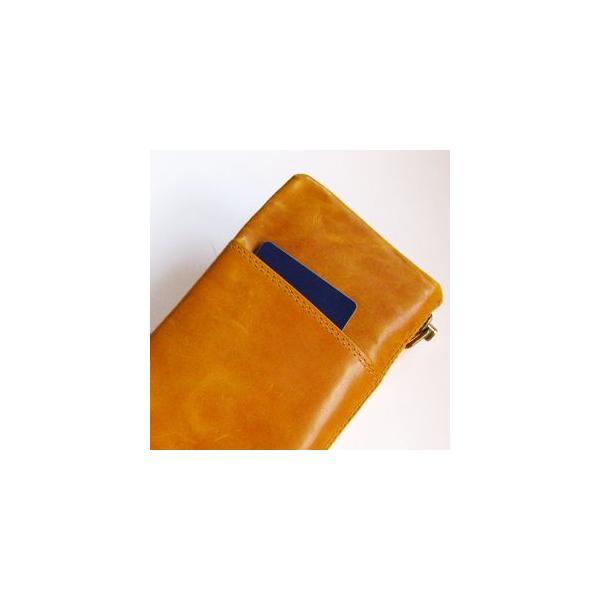 バギーポート  ラウンドファスナー長財布HRD-770ブラウン|kokochi|06