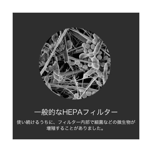 バルミューダ 360°酵素フィルター(EJT-S200/空気清浄機 AirEngine,JetClean用交換フィルター)