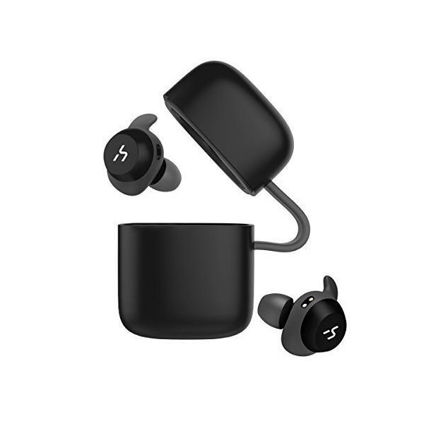HAVIT「Bluetooth 5.0 」 Bluetooth イヤホン 完全ワイヤレスイヤホンTWSイヤホンスポーツイヤホン AAC対応/Siri|kokona0221