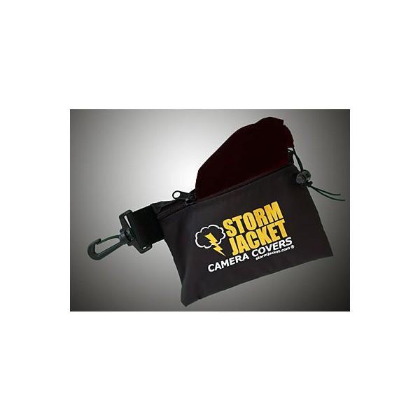 Vortex Media(ボルテックスメディア) Storm Jacket Camera Covers Pro カメラカバー ブラック XL