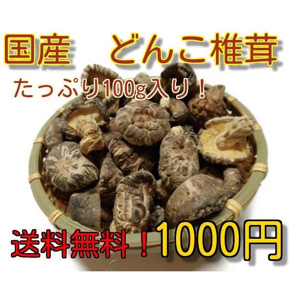 干し椎茸 国産 中玉どんこ椎茸   送料無料 干ししいたけ 干しシイタケ kokusansiitake