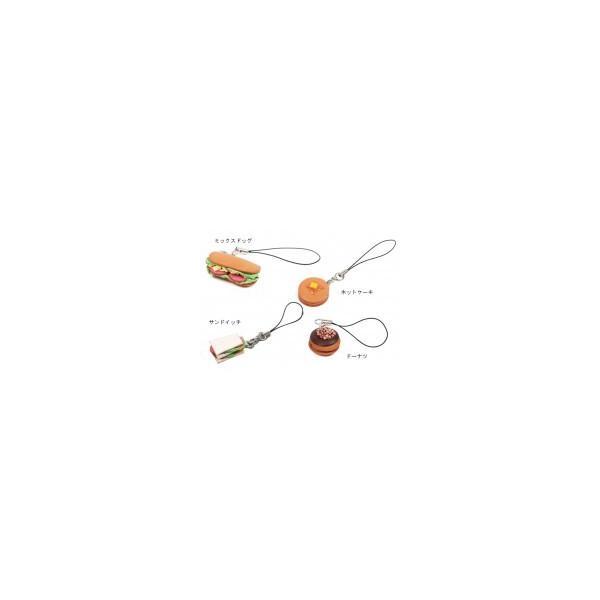 クラフト社革キット こびとのキッチン4本セット ミックスドッグ・サンドイッチ・ホットケーキ・ドーナツ186・187・189・188