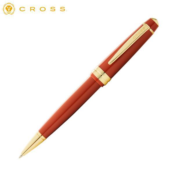 CROSS クロス Bailey Light ベイリー ライト ボールペン オレンジゴールドプレート NAT0742-13