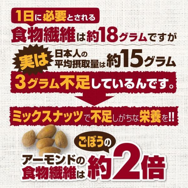 ポイント消化 ミックスナッツ 無塩 安い 素焼き 厳選5種 200g ネコポス おつまみ 無添加 グルメ お試し 業務用 komatuyamenbox 06