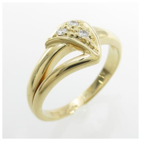 モワード ダイヤモンドリング
