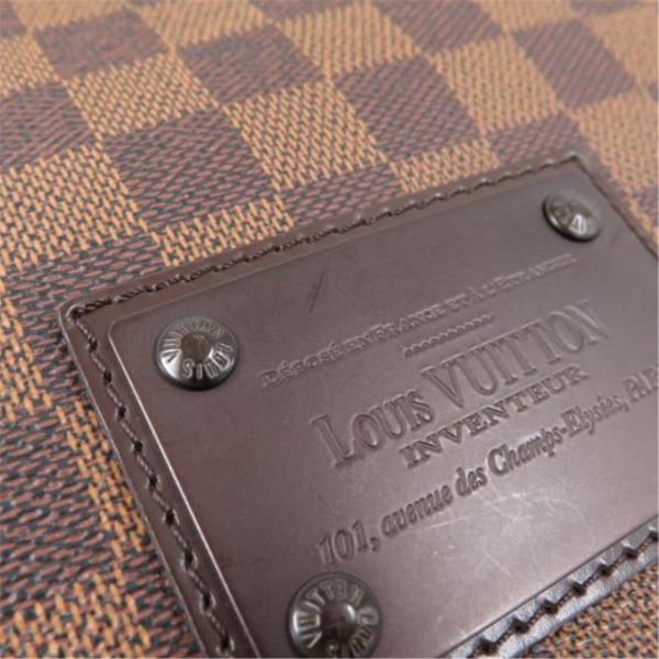 ルイヴィトン ダミエ ブルックリン MM N51211