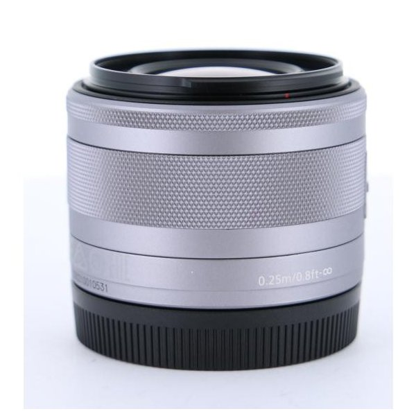 CANON EF−M15−45mm F3.5−6.3IS STM