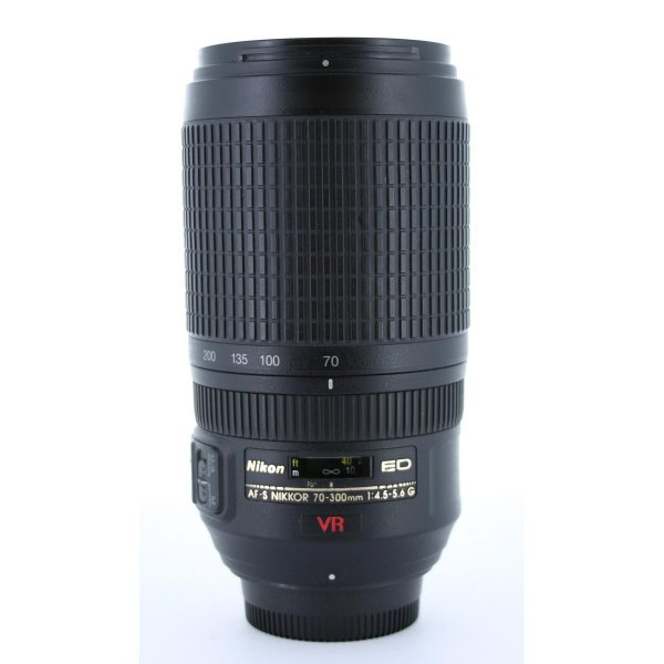 NIKON AF−S70−300mm F4.5−5.6G ED VR
