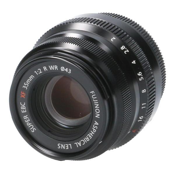 FUJIFILM XF35mm F2R WR ブラック|komehyo|09