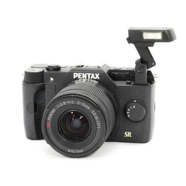 PENTAX Q7 02ズームレンズキット