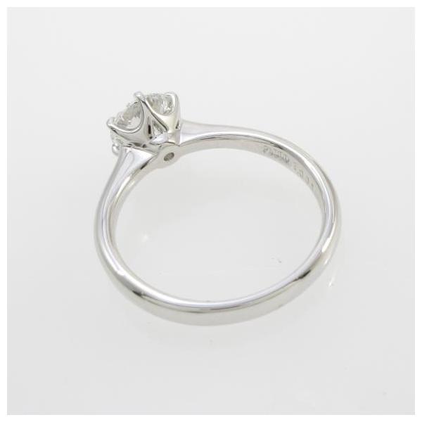 【リメイク】プラチナダイヤモンドリング 1.009ct・E・VS1・GOOD