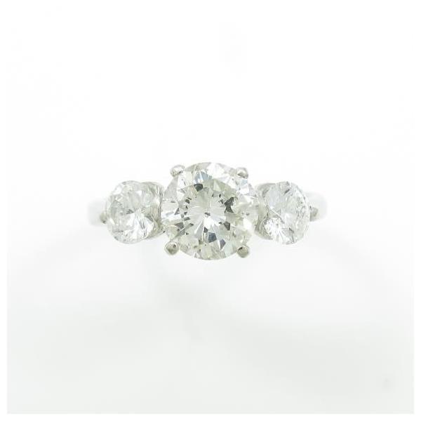 プラチナダイヤモンドリング 1.041ct・G・SI1・GOOD