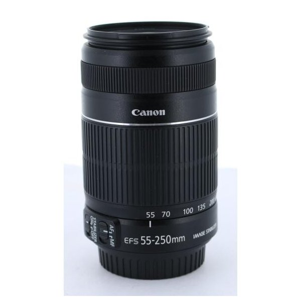 CANON EF−S55−250mm F4−5.6ISII