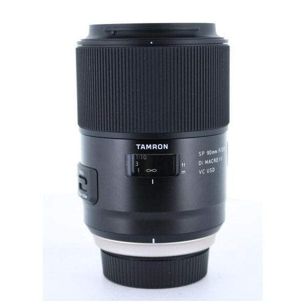 TAMRON ニコン90mm F2.8DIマクロVC(F017)|komehyo