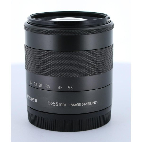 CANON EF−M18−55mm F3.5−5.6IS STM