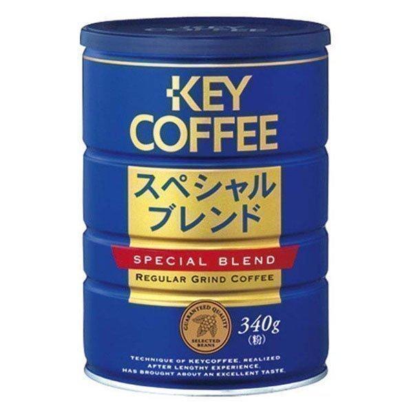 コーヒー 粉 缶スペシャルブレンド(340g) キーコーヒー (D)
