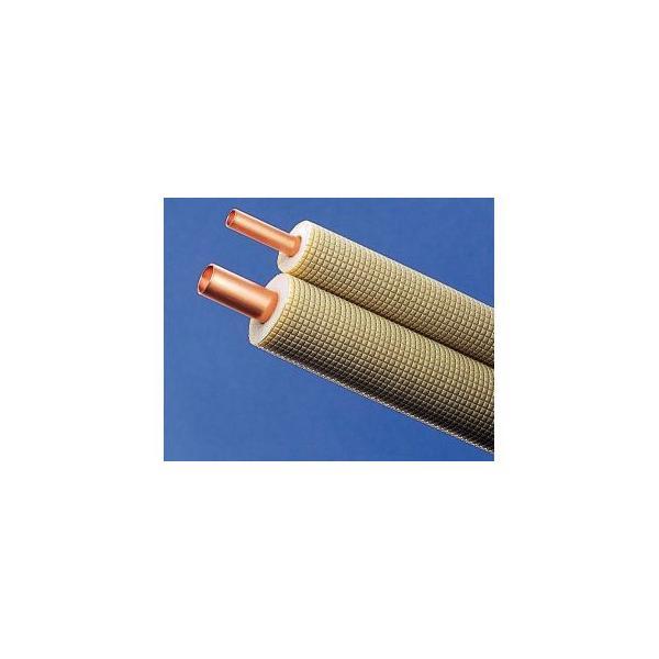 |イナバ【因幡電工】エアコン配管用被覆銅管 ペアコイル2分3分 20m HPC −2320