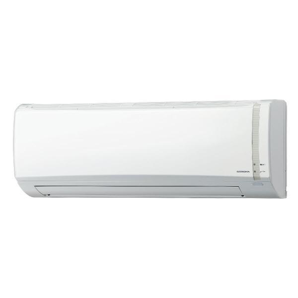 |コロナ 冷暖房エアコン CSH−N2220R(W) 6畳用