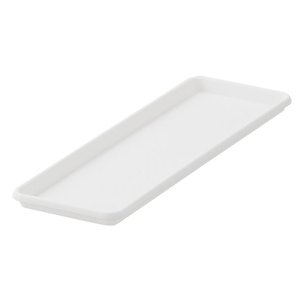 RoomClip商品情報 - ホームストレージ 小物収納ケース フタトレーS ホワイト 12個セット