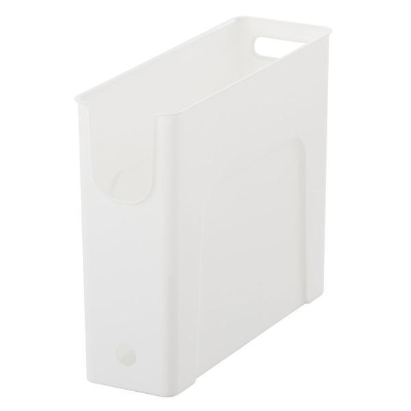 ホームストレージ 小物収納ケース 深型 S ホワイト 10個セット